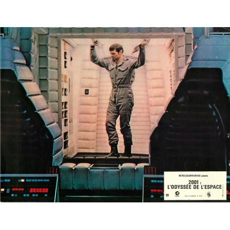 2001, L'ODYSSÉE DE L'ESPACE - Photo exploitation - 1968 - Stanley Kubrick