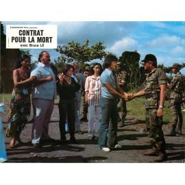 CONTRAT POUR LA MORT - Photo exploitation - 1979 - Bruce Le