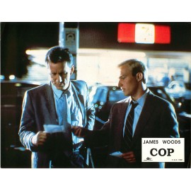 COP - Photo exploitation - 1988 - James Woods, Randi Brooks