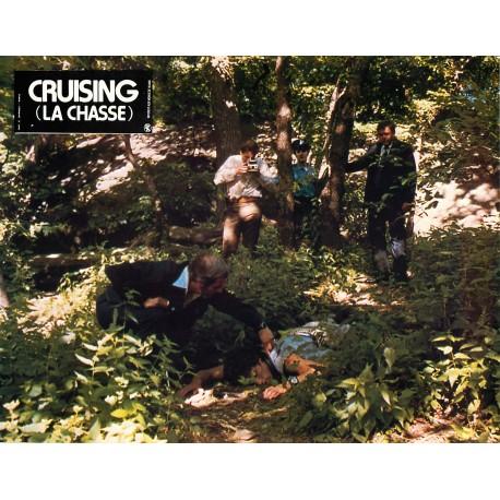 CRUISING, LA CHASSE - Photo exploitation - 1980 - William Friedkin, Al Pacino, Karen Allen