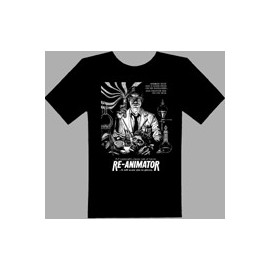 "T-Shirt du film ""Re-Animator"""