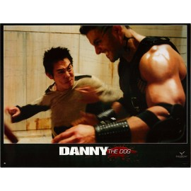 DANNY THE DOG - Jeu de 5 photos d'exploitation - 2005 - Louis Leterrier, Jet Li, Morgan Freeman