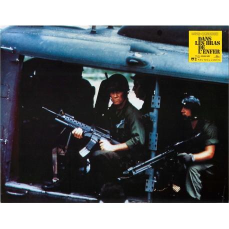 DANS LES BRAS DE L'ENFER - Photo exploitation - 1986 - David Carradine