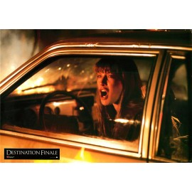 DESTINATION FINALE - Jeu de 6 photos d'exploitation - 2000 - James Wong, Ali Larter, Devon Sawa