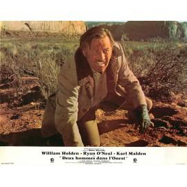 DEUX HOMMES DANS L'OUEST - Photo exploitation - 1971 - Blake Edwards, William Holden