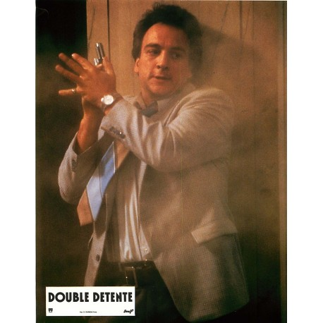 DOUBLE DÉTENTE - Photo exploitation - 1988 - Walter Hill, Arnold Schwarzenegger, Laurence Fishburne