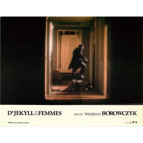 DR. JEKYLL ET LES FEMMES - Photo exploitation - 1981 - Walerian Borowczyk, Udo Kier, Marina Pierro