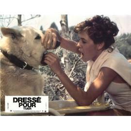 DRESSÉ POUR TUER - Photo exploitation - 1982 - Samuel Fuller, Kristy McNichol