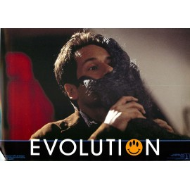 EVOLUTION - Photo exploitation - 2001 - Ivan Reitman, David Duchovny, Julianne Moore