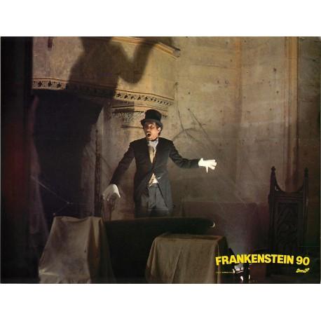 FRANKENSTEIN 90 - Photo exploitation - 1984 - Jean Rochefort, Eddy Mitchell