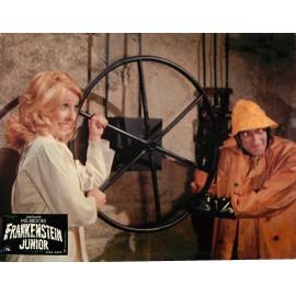 FRANKENSTEIN JUNIOR - Photo exploitation - 1974 - Mel Brooks, Marty Feldman