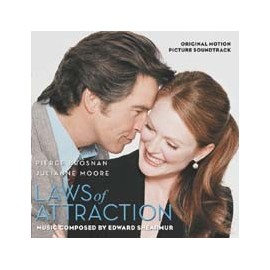 Une Affaire de Coeur (Laws Of Attraction) (Edward Shearmur) Soundtrack