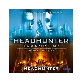 Headhunter: Redemption / Headhunter 2CD (Richard Jacques) Soundtrack