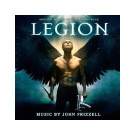 Legion (John Frizzell) Soundtrack - Dédicacée par le compositeur !