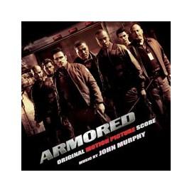 Armored (John Murphy) Soundtrack - Dédicacée par le compositeur !