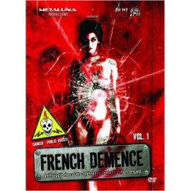 French Demence Vol.1 - Compilation Courts-métrages - DVD Digipack