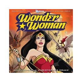 Wonder Woman (Christopher Drake) Soundtrack
