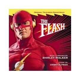 The Flash (Shirley Walker) Soundtrack