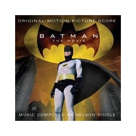 Batman : The Movie 1966 (Nelson Riddle) Soundtrack