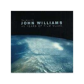 The Music Of John Williams - 4 CDs Soundtrack