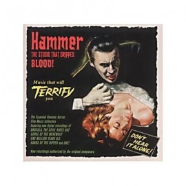 Hammer: The Studio That Dripped Blood! Double CD Soundtrack