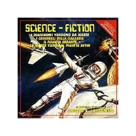 Science - Fiction 4 Italian B-Movies of the Sixties (Angelo F. Lavagnino) Soundtrack