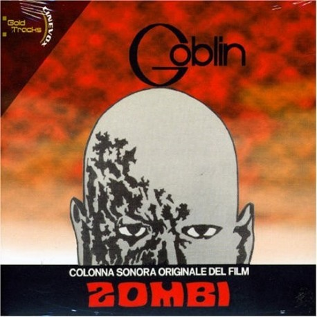 Goblin Zombie Dawn Of The Dead Original Soundtrack Recording
