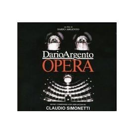 Dario Argento Opera (Claudio Simonetti) Digipack Soundtrack