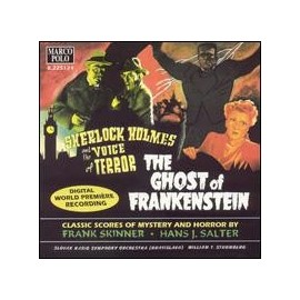 Universal's Classic Scores of Mystery and Horror (Frank Skinner & Hans J. Salter) Soundtrack