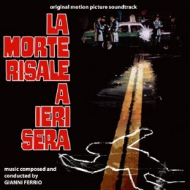 La morte risale a ieri sera (Gianni Ferrio) CD Soundtrack