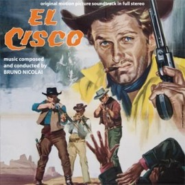 El Cisco (Bruno Nicolai) CD Soundtrack