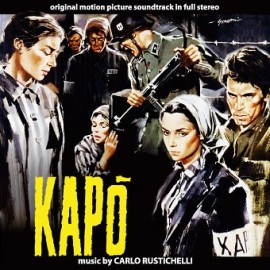 KAPÒ (Carlo Rustichelli) CD Soundtrack
