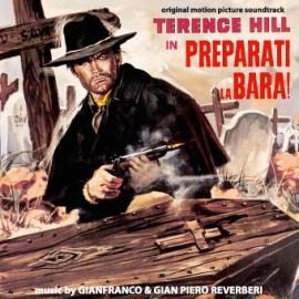 Django, Prépare ton Cercueil (Gianfranco & Gian Piero Reverberi) CD Soundtrack