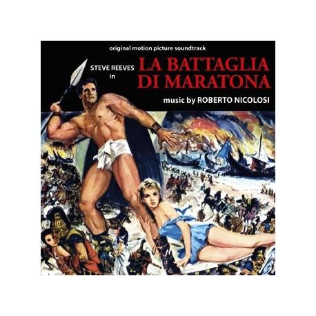 La Bataille de Marathon (Roberto Nicolosi) CD Soundtrack