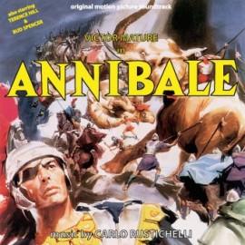 Annibal (Carlo Rustichelli) CD Soundtrack