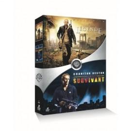 Je Suis Une Légende / Le Survivant Double DVD
