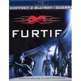 xXx / Furtif - Coffret 2 Blu-Ray