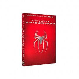 Trilogie Spider-Man Coffret 6 dvds !