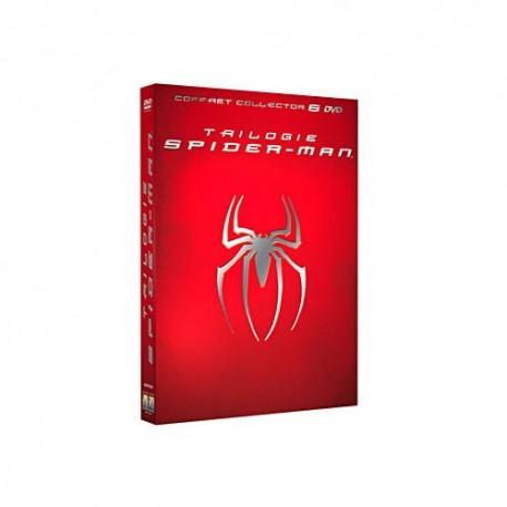 Trilogie Spider-Man Coffret 6 dvds !