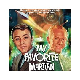 My Favorite Martian Soundtrack