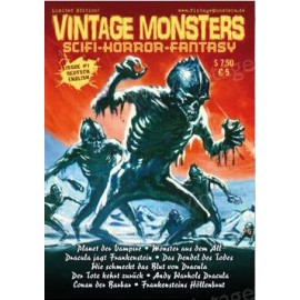 Vintage Monsters n°1