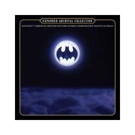 Batman 2 CDs (Danny Elfman) Soundtrack