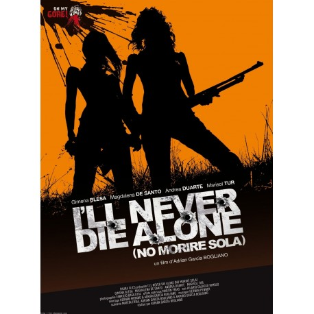 I'll Never Die Alone - DVD Digipack