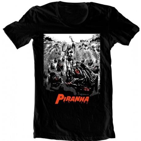 "T-Shirt du film ""Piranha"" B"