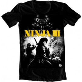 "T-Shirt du film ""Ninja 3 : The Domination"""