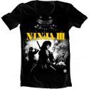 "T-Shirt du film ""Ninja 3 : The Domination"""