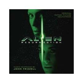 Alien Resurrection (John Frizzel) (Version dédicacée !) 2 CDs Soundtrack