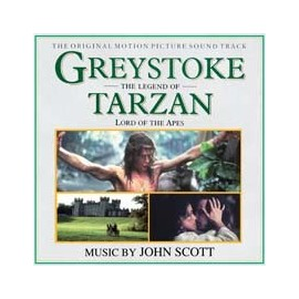 Greystoke - The Legend Of Tarzan (John Scott) Soundtrack