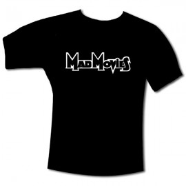 T-Shirt Mad Movies Logo