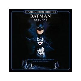 Batman Returns (Danny Elfman) 2 CDs Soundtrack